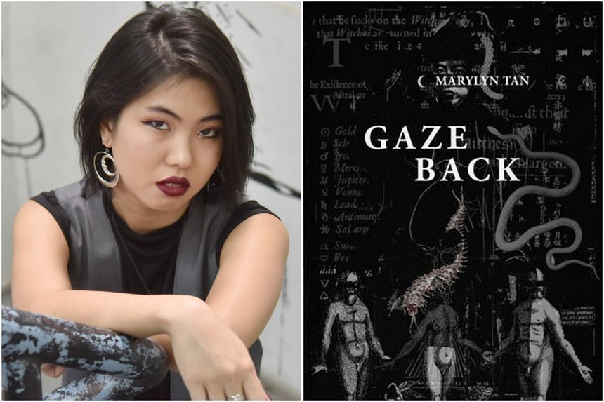 Marylyn Tan's debut collection, Gaze Back, took on taboos from menstruation to sexuality.