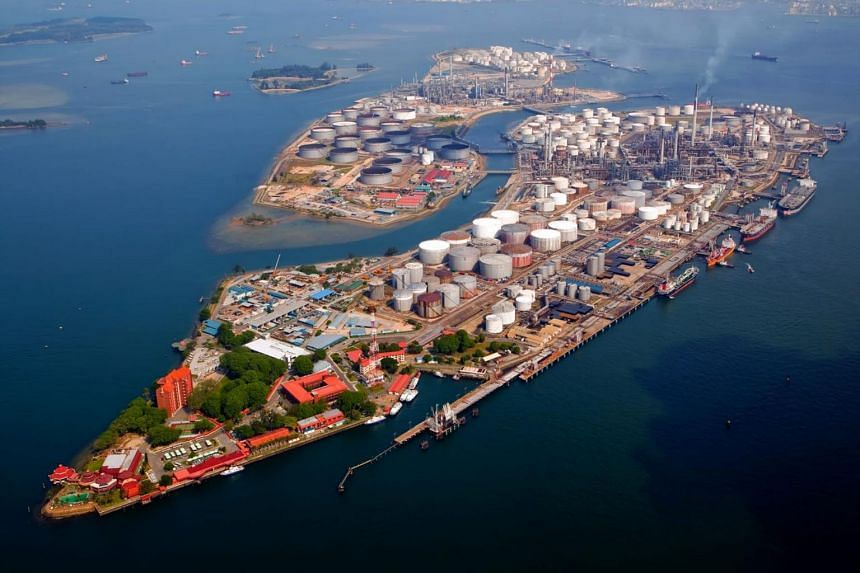 """Shell's Pulau Bukom manufacturing site, home to Singapore's first refinery, will pilot a manufacturing site technology, named """"Digital Twin""""."""