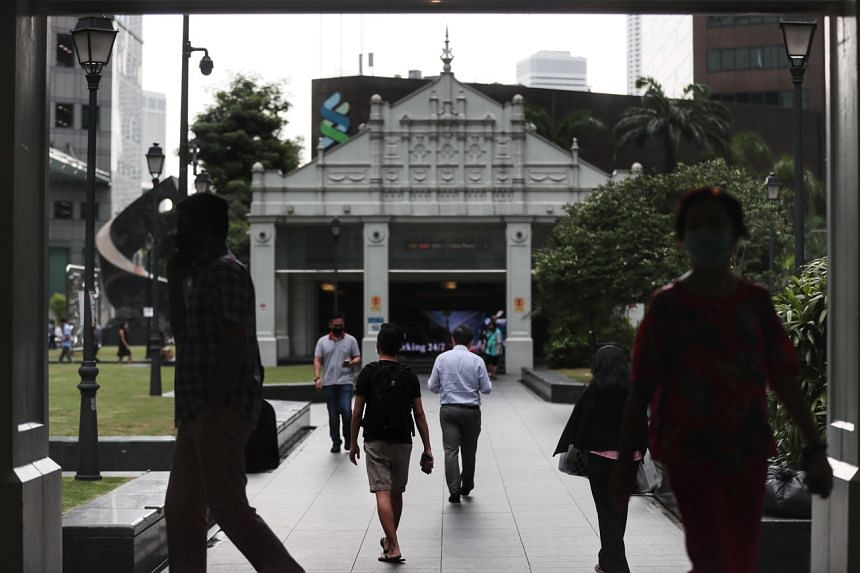 The MAS said the salary increases will provide further support for hiring Singaporeans.