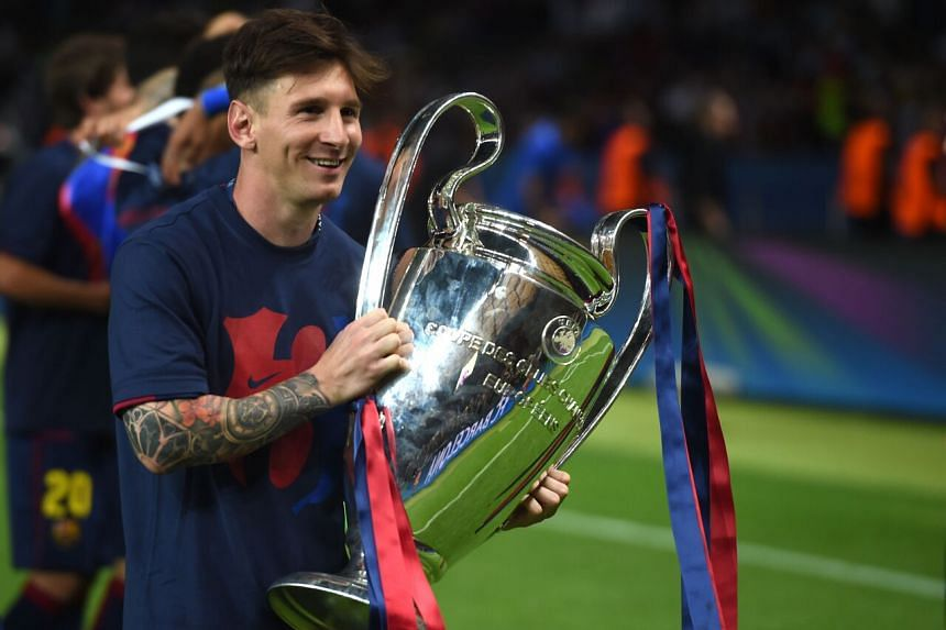 Messi has made no secret of his admiration for Manchester City.