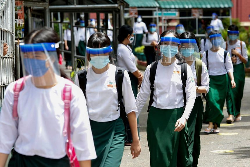 Myanmar has reported more than 200 cases of the coronavirus since early last week.