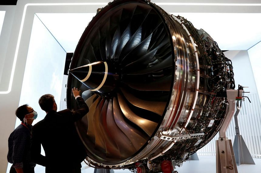 Rolls-Royce shares have slumped 6 per cent this year, cutting its market value to £4.9 billion.