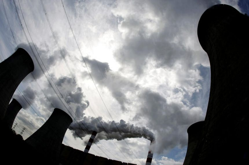 The commission is exploring scenarios to increase ambition to between 50 per cent and 55 per cent in pollution cuts.