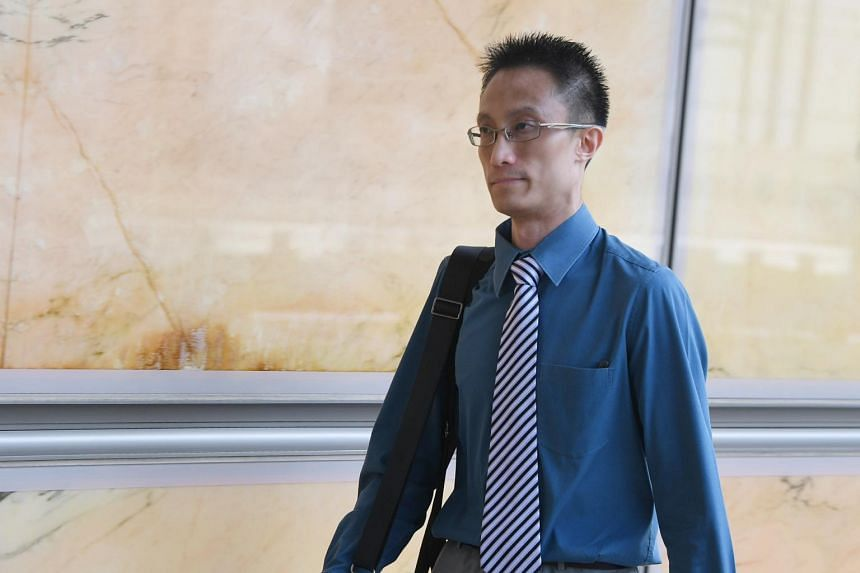 Ler Teck Siang was sentenced to 15 months' jail for two drug-related charges in October 2019.