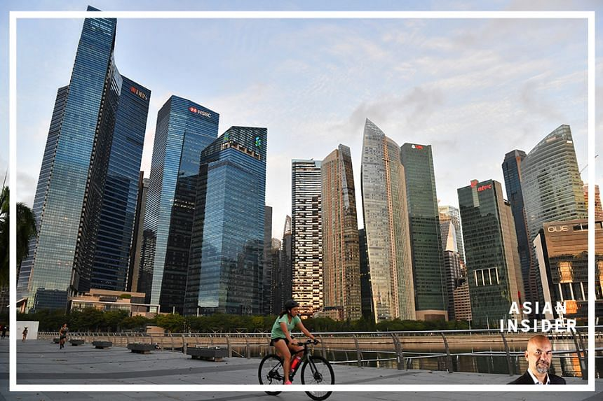 This podcast discusses whether there are silver linings for Singapore's economy.