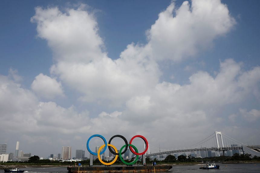 Japan is working with Olympic organisers on how to go ahead with the Games.