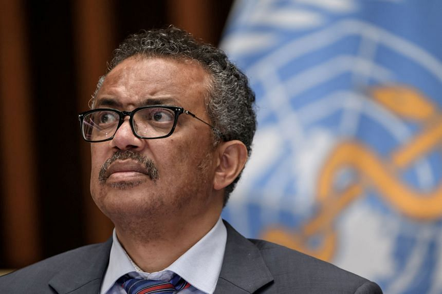 World Health Organisation chief Tedros Adhanom Ghebreyesus criticised nations that hoard vaccines, warning that it will worsen the pandemic.