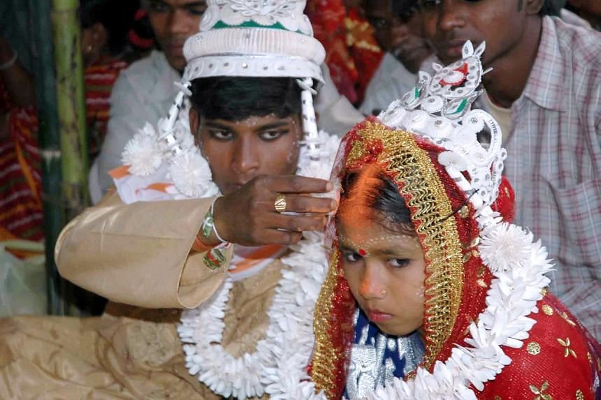 In Bangladesh, over 50 per cent of women who are now in their mid 20s were married off before 18, with 18 percent being below 15.