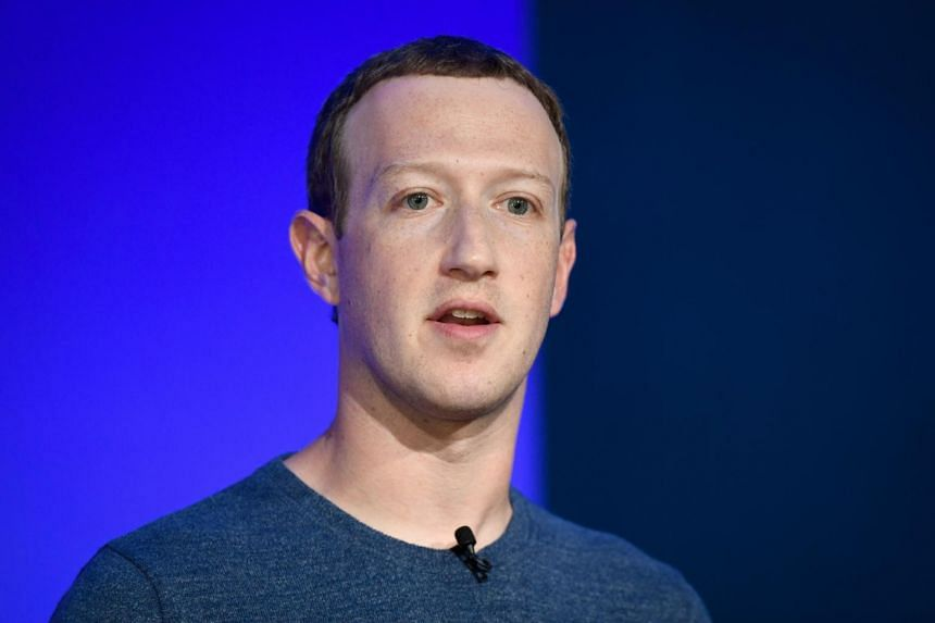 Facebook chief Mark Zuckerberg faulted his company for not removing the page and event listing.
