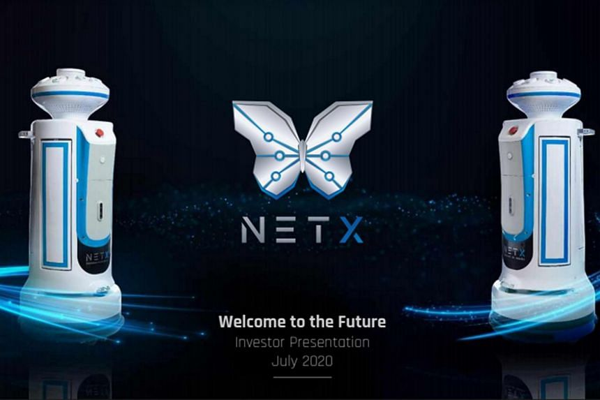 On July 19, Catalist-listed Axington filed a name change to NETX. The professional services company also intends to go into areas like IT and robotics, but these have not been approved by the board. Marketing materials on NETX have since been taken d