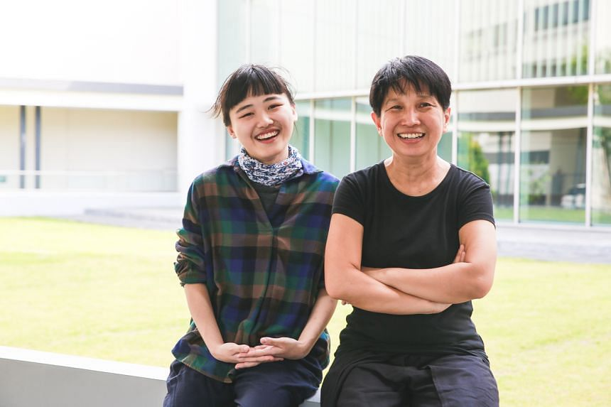 Dreamtalk is a collaboration between theatre veteran Ang Gey Pin and theatre studies honours graduate Ranice Tay.