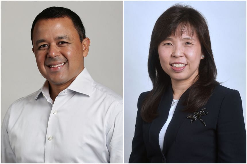 As Deputy Speakers, Mr Christopher de Souza and Ms Jessica Tan will take over the responsibilities of the Speaker when he is not around.