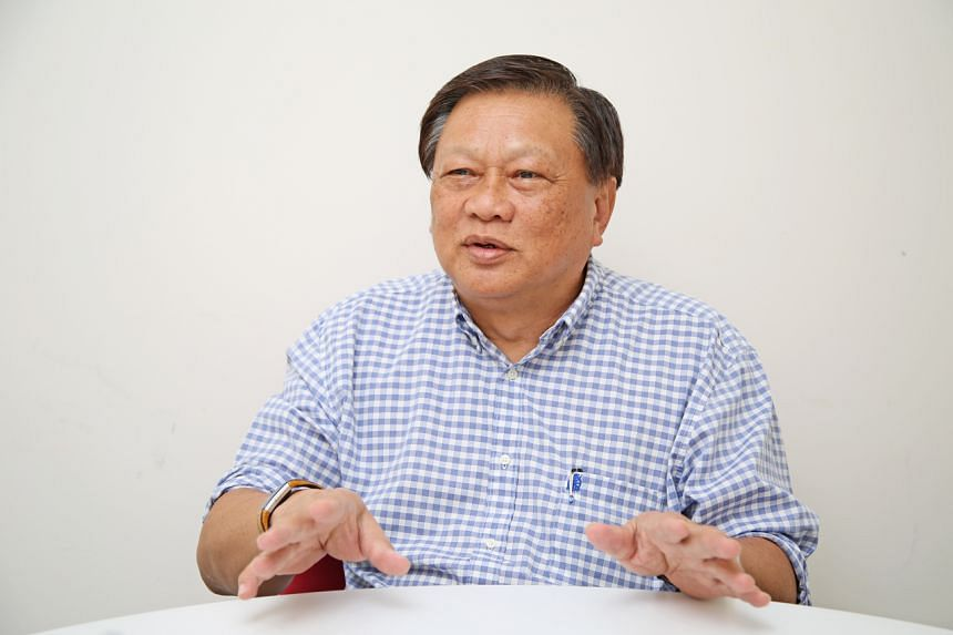 PM Lee had filed the suit over a post shared by Mr Leong Sze Hian (above) on his Facebook page.