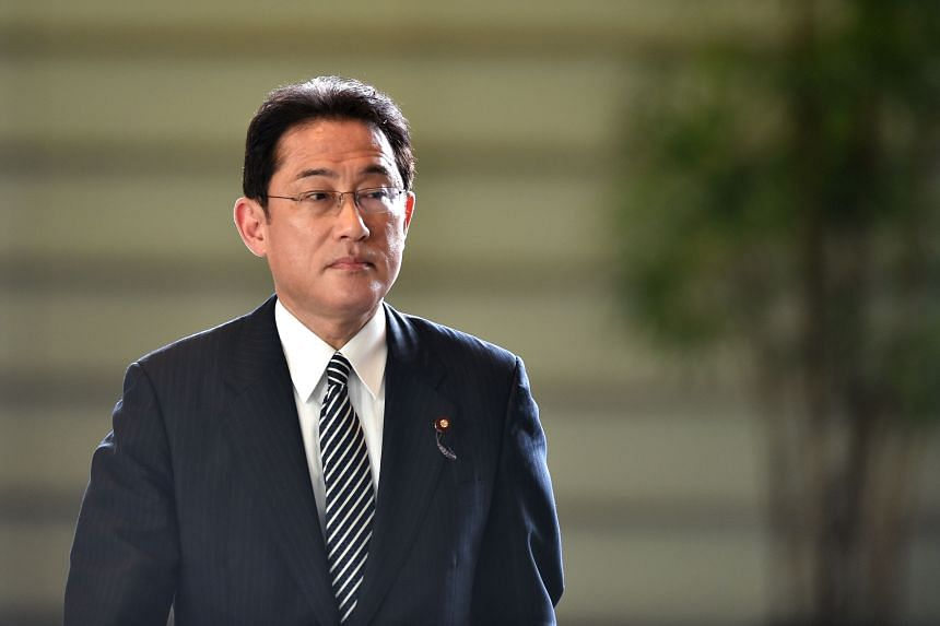 Mr Fumio Kishida said Japan must continue to take fiscal and monetary measures to support the economy.