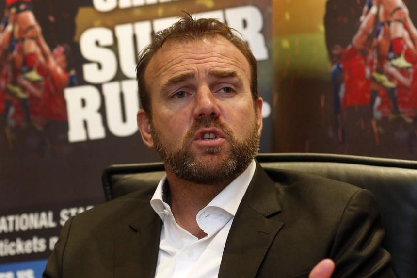 Sanzaar chief executive Andy Marinos also raised doubts over whether a planned trans-Tasman competition would proceed next year.