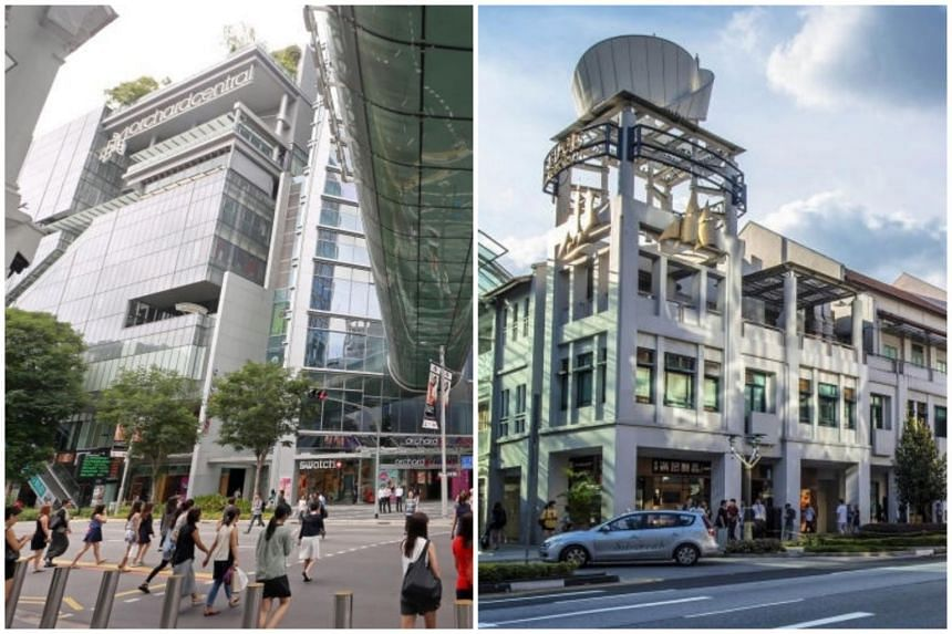 Orchard Central and Bugis Junction were among the places visited by Covid-19 patients while they were still infectious.