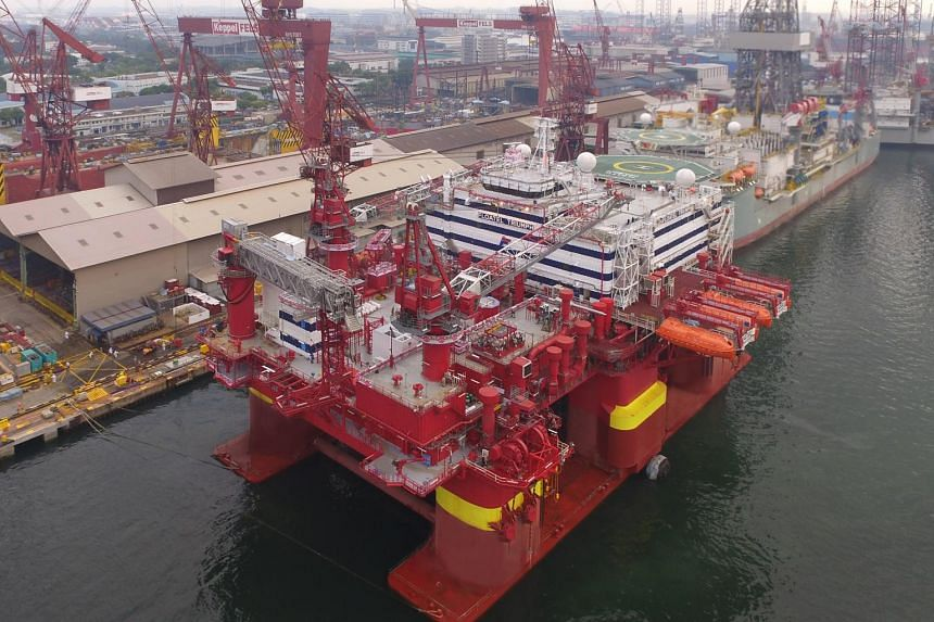 Floatel said the group's vessels and business continue to operate as normal.