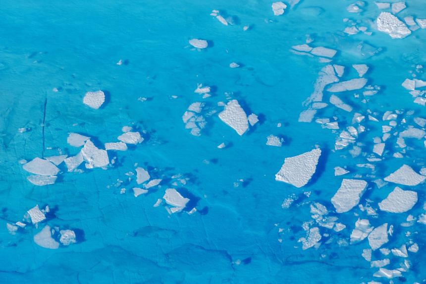 Greenland lost a record 532 billion tonnes of ice in 2019.