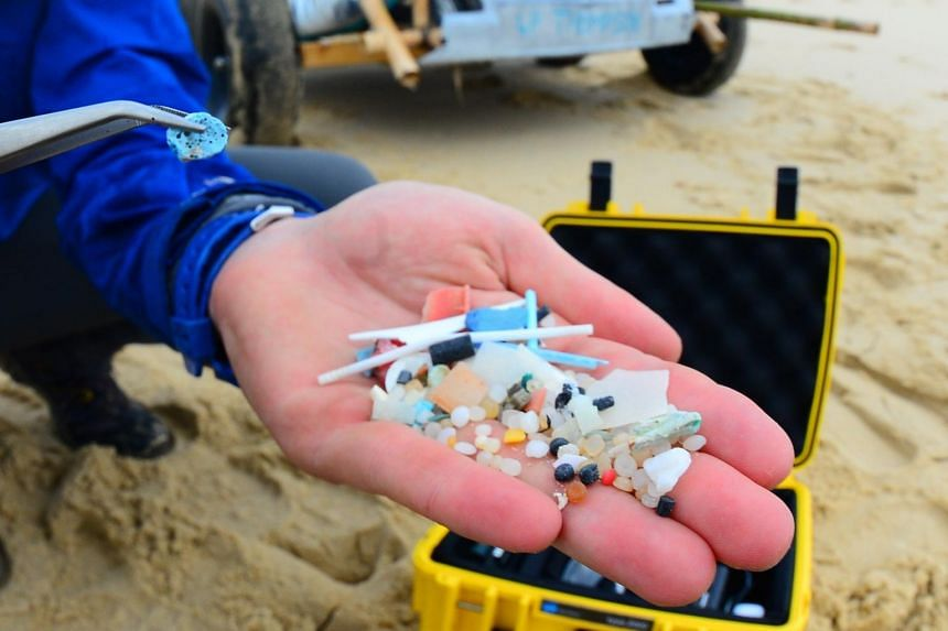 In Europe, around 42,000 tonnes of intentionally-added microplastics are released into the environment annually.
