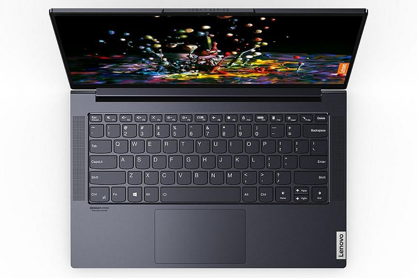 The laptop excels in processor-heavy workloads and has great battery life.