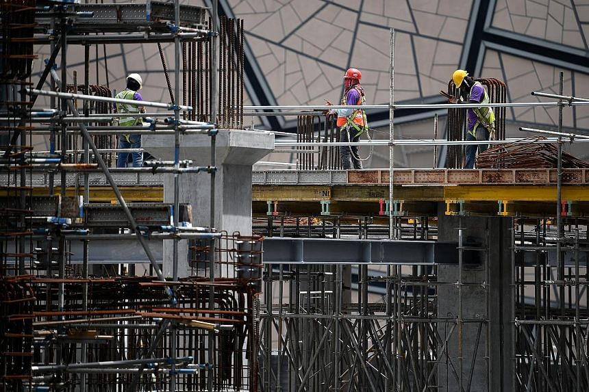 MP Liang Eng Hwa said there is a need for foreign labour in sectors like construction, but more must be done to improve productivity. The Government can encourage it, for instance, by awarding tenders to firms that use productive construction methods