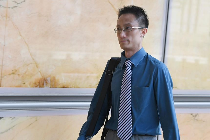 Ler Teck Siang was sentenced to a two-year jail term for abetting his American former partner to commit cheating and for providing false information to the police and MOH.