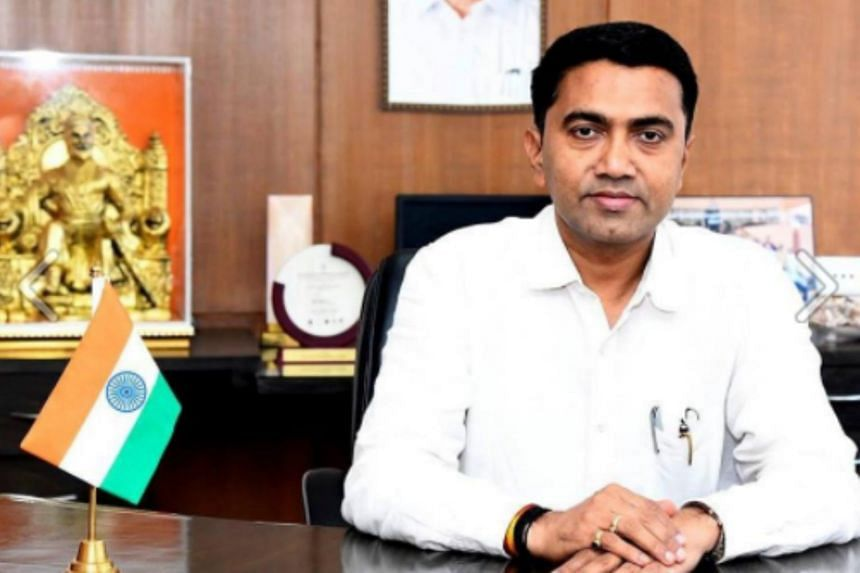 The Chief Minister of Goa Pramod Sawant requested his close contacts to immediately go into isolation to prevent the spread of infection.