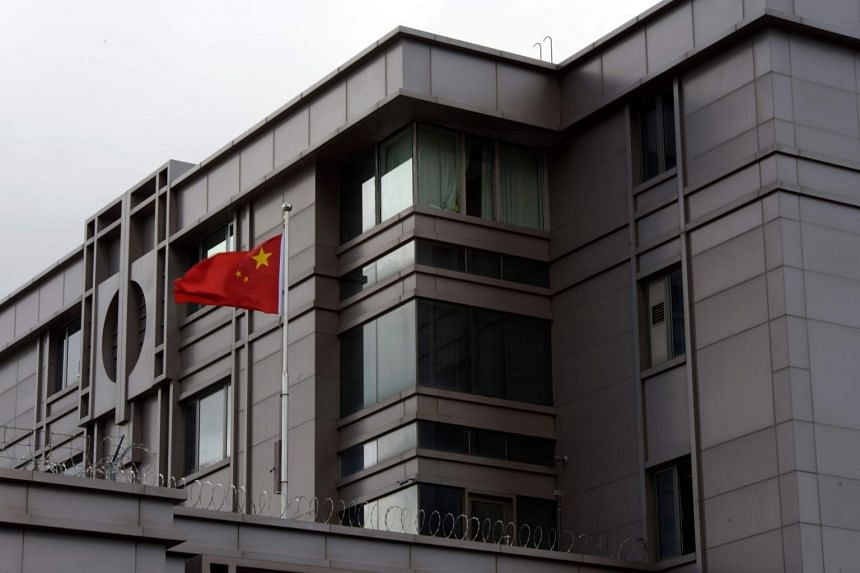 China opposes US restrictions to Chinese diplomats work related activities