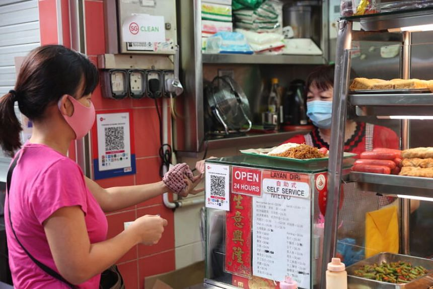 Hawkers and neighbourhood enterprises will get a helping hand to boost their businesses.