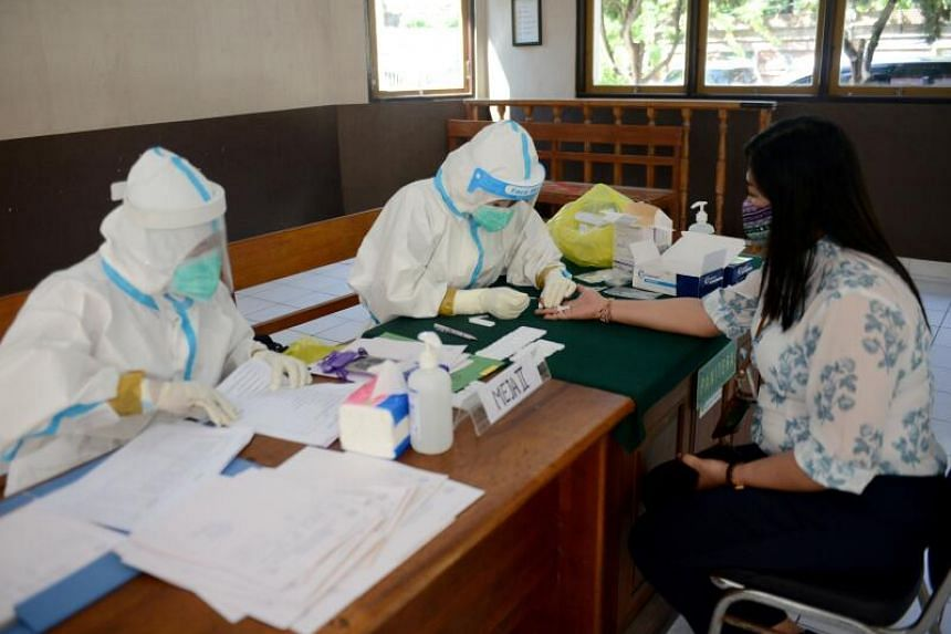 Indonesia has ramped up its testing capacity, but is still below the World Health Organisation's standard.