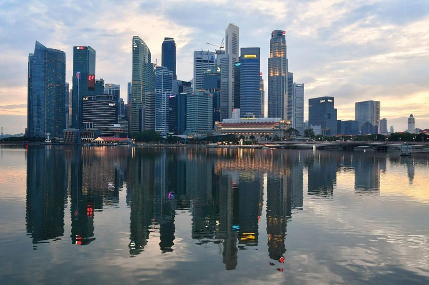 Singapore is ranked No. 1 in the traditionally strong input indicators such as political and operational stability.