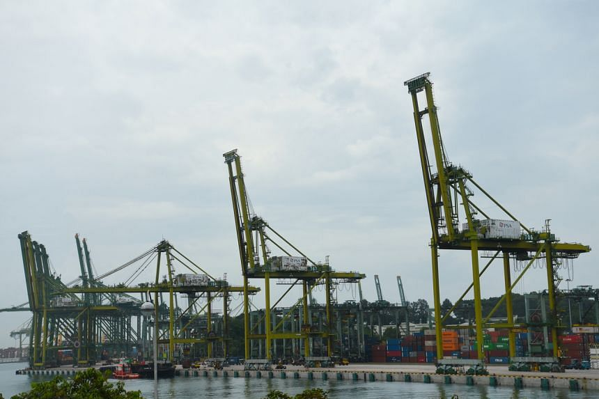 A sharp contraction in global trade volumes has impacted the maritime industry.