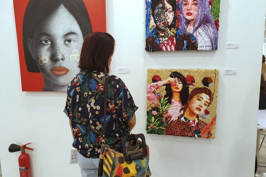 The Affordable Art Fair has been credited with making art buying fun and accessible for mainstream audiences here.