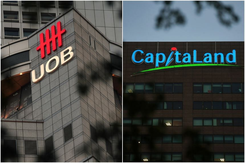 UOB and CapitaLand said loan proceeds will be used for general corporate purposes.