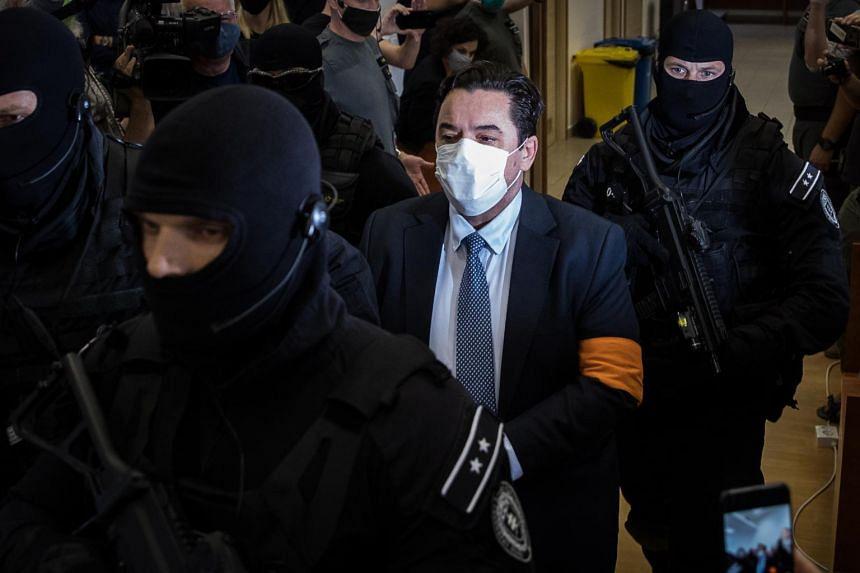 Court finds influential businessman not guilty of Slovak journalist Jan Kuciak's murder