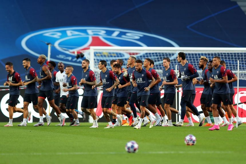 Football: PSG announce 'three new positive' Covid-19 cases, six in total,  Football News & Top Stories - The Straits Times