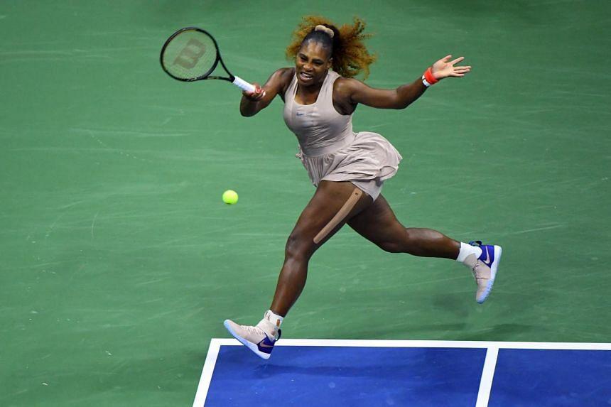 US Open: Maria Sakkari flies past Amanda Anisimova to reach fourth round
