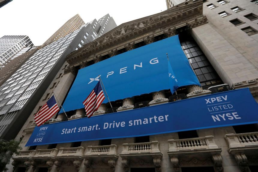 "XPeng chose the NYSE because it offers the most ""sophisticated and deepest"" capital markets in the world."