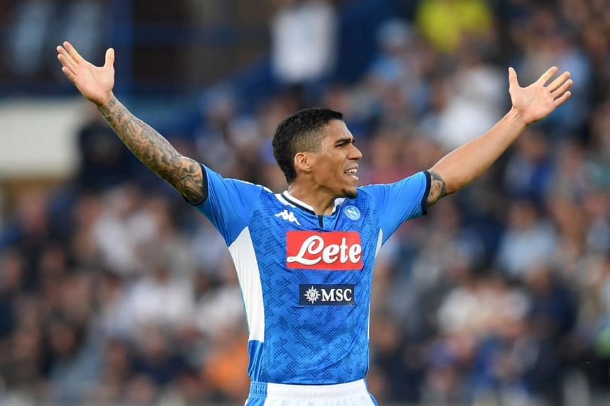 Allan scored 11 goals and grabbed 16 assists in more than 200 appearances for Napoli across all competitions.