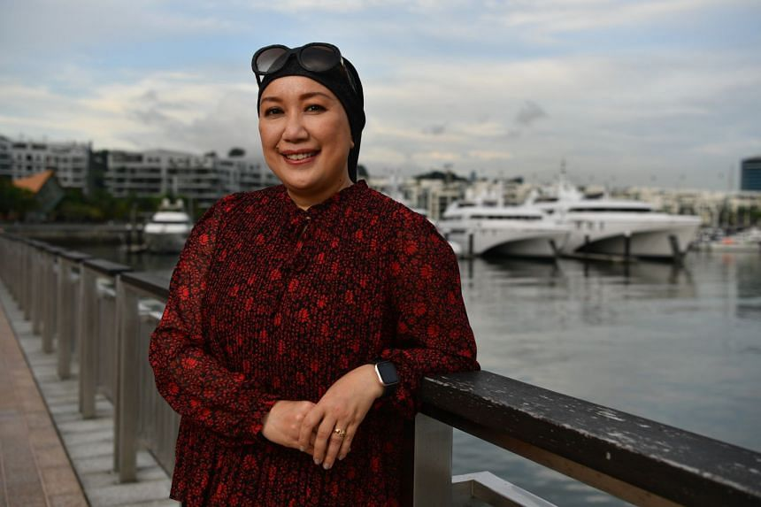 Ms Anisa Hassan's dating agency has an international client base and she has flown to places like Qatar and Australia to meet potential clients and their families.
