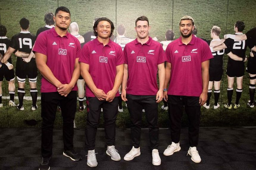 Seven new faces in Foster's first All Blacks squad