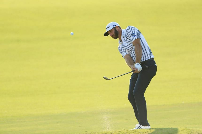 Johnson puts away 2016 woes to claim FedEx Cup title