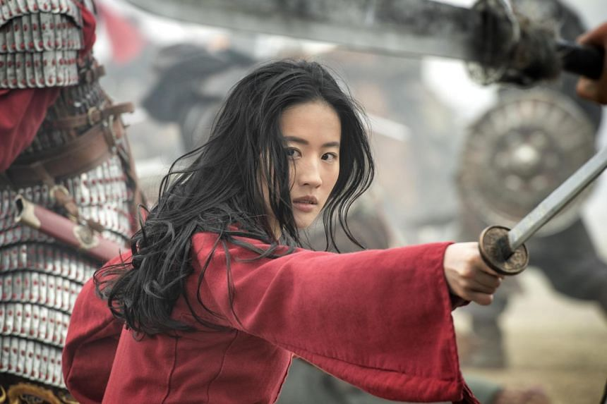 Disney period drama Mulan has gone past the one million dollar mark at the Singapore box office in its opening weekend.