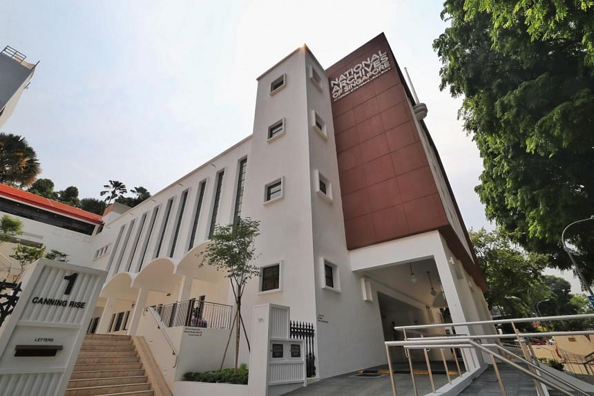 The National Archives of Singapore building revamp was found to have gone over budget by $1.72 million owing to a lack of scrutiny from approving officers.