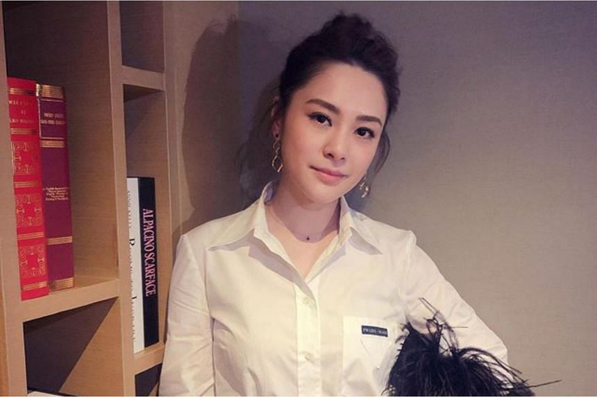 Hong Kong star Gillian Chung sustained a serious head injury in the accident and was sent to hospital on Sept 7, 2020.