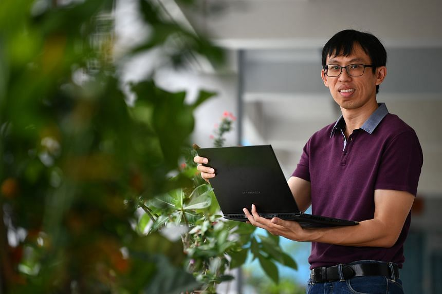 Mr Zack Wong has completed a polytechnic tech immersion course to pick up AI skills in order to fulfil his long-term plan of working in the digital field, particularly in relation to computer vision and imaging.