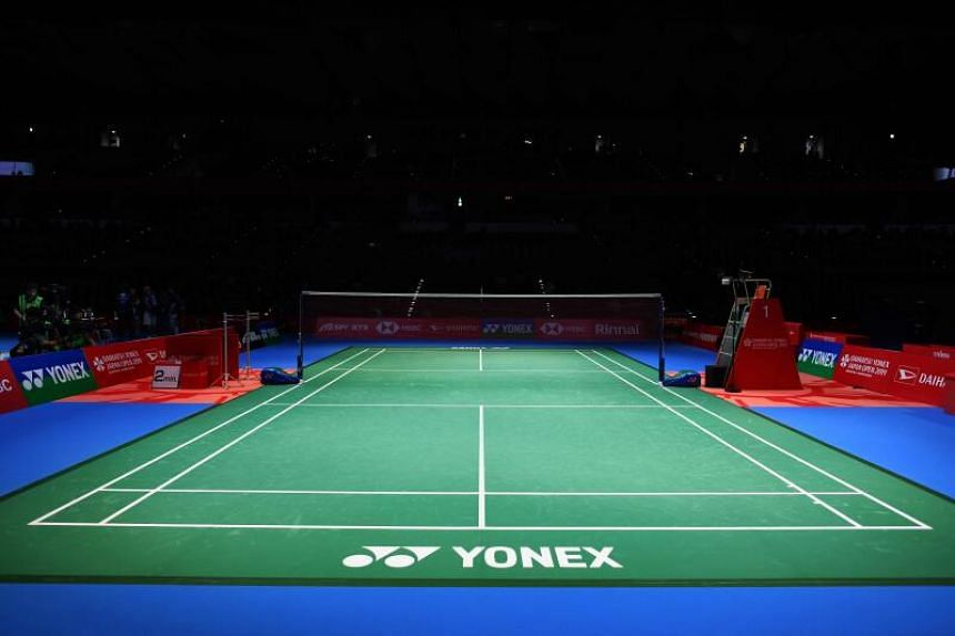 The Thomas and Uber Cup was initially postponed to August due to the Covid-19 pandemic.