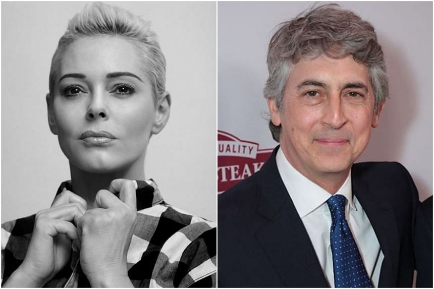 Rose McGowan wrote on social media in August that Alexander Payne had engaged her in a sexual act when she was 15.