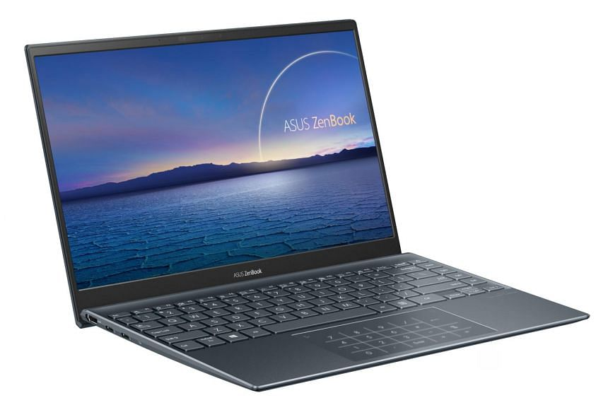 The ZenBook 14 is available in two variants.