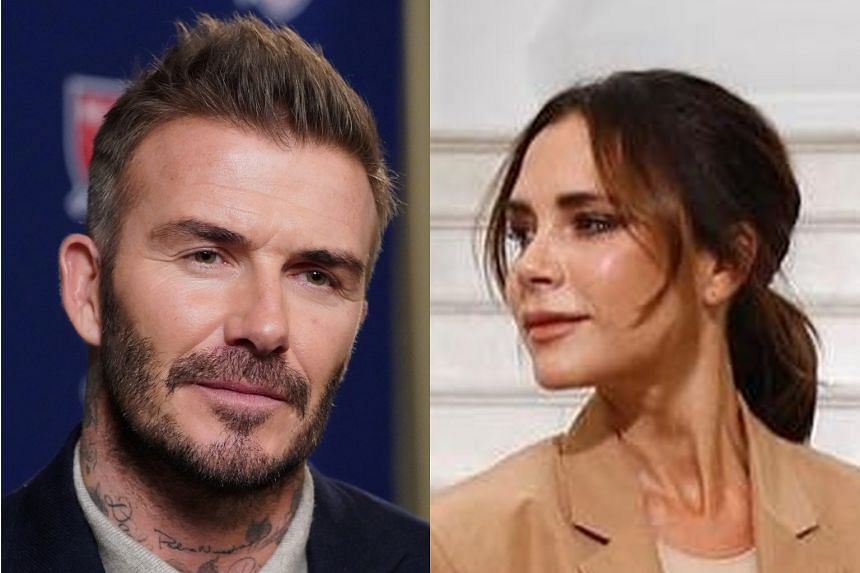Celebrity couple David and Victoria Beckham likely caught the bug while in Los Angeles in March, The Sun reported.